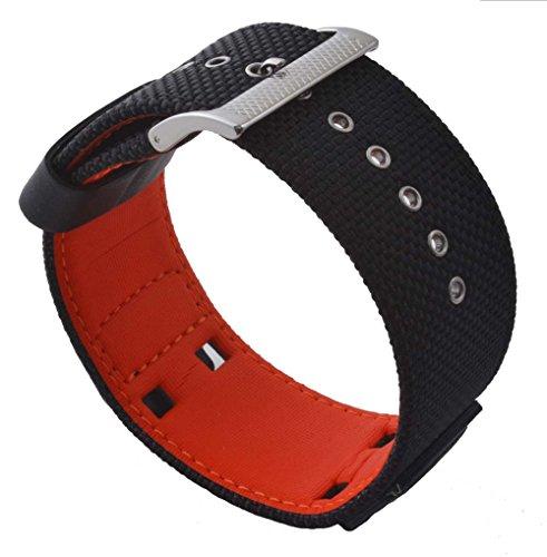 Correa de reloj de tela para Casio G-303B AW-591MS DW-5600B