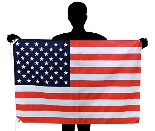 アメリカ国旗 NO1 USA 星条旗 サイズ:70×105cm 高級テトロン製 日本製