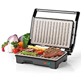 Salter Marble Collection Health Grill and Panini Maker
