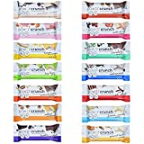 Power Crunch Original Protein Bars, Variety Pack. All 14 Delicious Flavors,'3 New Flavors Included' High Protein Energy Snack1.4-Ounce Bars (Pack of 14),