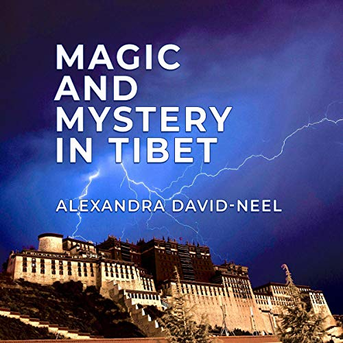 Magic and Mystery in Tibet cover art