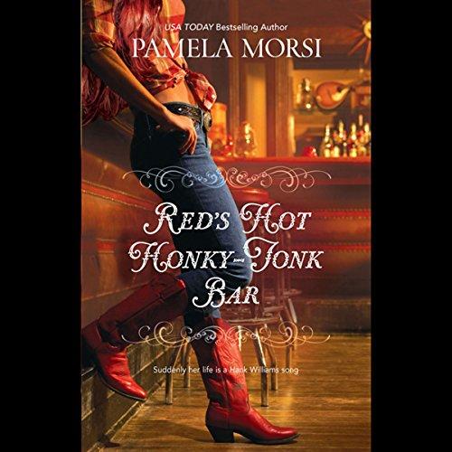 Red's Hot Honky-Tonk Bar audiobook cover art
