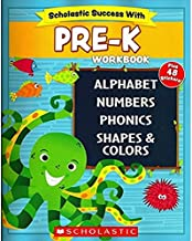 Pre-K Workbook