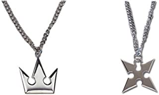 Kingdom Hearts Anime Sora Necklace