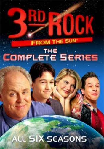 3rd Rock From The Sun: The Complete Series (17pc) [DVD] [Region 1] [NTSC] [US Import]