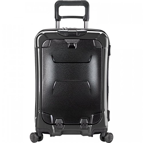 Read About Briggs & Riley Torq(tm) International Carry-On Spinner Carry On Graphite One Size