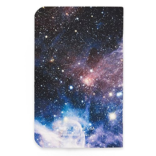 Word. Notebooks Intergalactic - 3-Pack Small Pocket Notebooks Photo #8