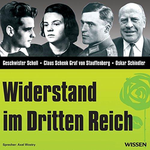 Widerstand im Dritten Reich Titelbild
