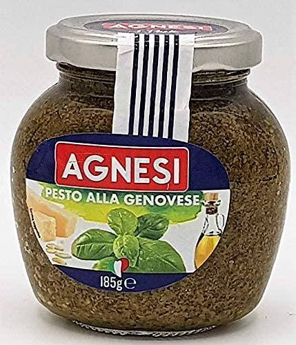 Salsa pesto a la genovesa, 185 gramos