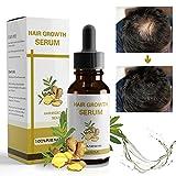 Serum per Capelli, Siero Naturale Anti Caduta Capelli, Aiuta a Prevenire la Perdita di Capelli, Serum Per Capelli, Hair Growth Serum, Prevenire la Perdita di Capelli, Ripara e Accelera la Ricrescita