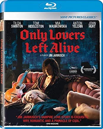 Only Lovers Left Alive  [Blu-ray] [Importado]