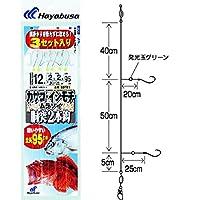 ハヤブサ(HAYABUSA) SD781胴突2本針13―3-4