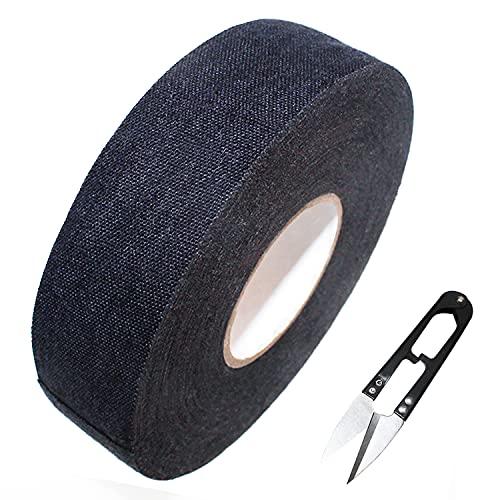 LBING Schläger Tape Hockeyschläger Tape 25M Rutsch Griffband Sporttape Eishockey Griffband Schlägertape Mit 1 Stück Schere