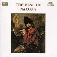 BRAHMS The Best of Naxos 8