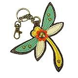 Chala Dragonfly Key Fob, Dragonfly lovers gift Keychain