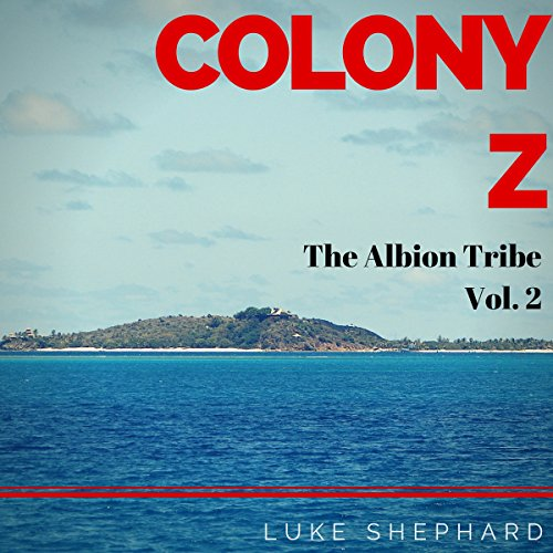The Albion Tribe audiobook cover art