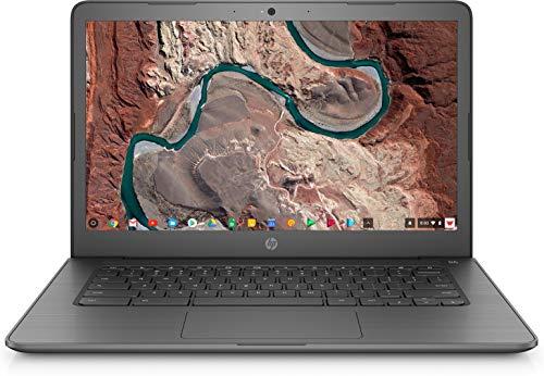 HP 4BS38UA HP Chromebook 14 IPS HD (1366x768) Intel Celeron N3350 4GB RAM, 32GB eMMC Hard Drive, Bluetooth, HDMI, Model 14-ca023nr