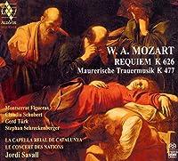 Requiem K626 Masonic Funeral Music K477