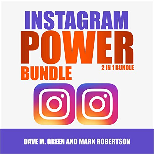 『Instagram Power Bundle』のカバーアート