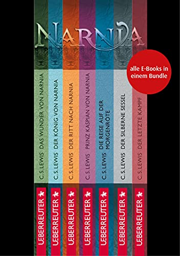 Die Chroniken von Narnia - Alle 7 Teile in einem E-Book: Gesamtausgabe im Schuber TB