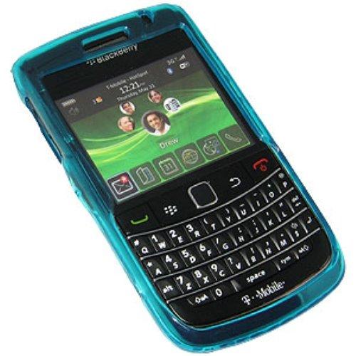 Amzer Luxe Argyle Schutzhülle für BlackBerry Bold 9700 Onyx Bold2, Blau mit Argyle-Muster
