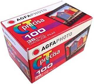 Agfa Photo CT Precisa-100 135/36Exp Agfachrome Color Slide Film, ISO-100
