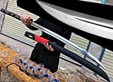 STURDY OUTDOOR BATTLE READY SWORD CHINESE BROADSWORD SHARP HIGH MANGANESE DAO