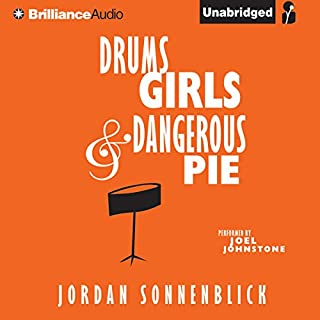 Drums, Girls, and Dangerous Pie cover art