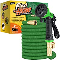 Flexi Hose 50ft Lightweight Expandable Garden Hose