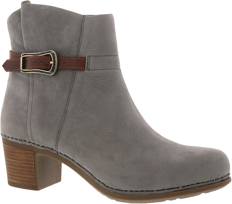 af19c44b7de09 Dansko Womens Hartley Leather Closed Toe Ankle Fashion Fashion ...