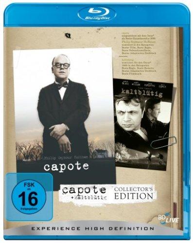 Capote/Kaltblütig [Blu-ray] [Collector's Edition]