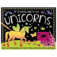 Scratch and Reveal Unicorns