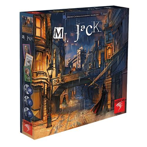 Asmodee Mr. Jack (Auflage 2021),...