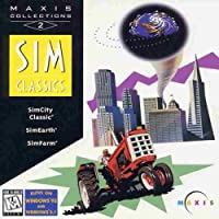 Sim Classics: Maxis Collections 2 (SimCity Classic / SimEarth / SimFarm) (輸入版)
