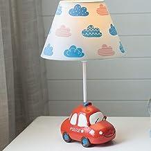 Desk Lamps Children's Room Cartoon Table lamp Bedroom Bedside lamp Creative Warm Romantic Cute Girl boy Decoration Small T...