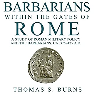Barbarians Within the Gates of Rome cover art