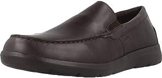 Geox U Leitan C, Mocassins (Loafers) Homme