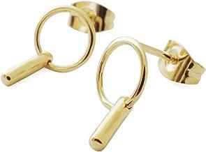 Best interlocking g earrings in silver Reviews