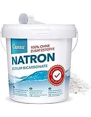 Natron pulver 4,5 kg livsmedelskvalitet inkl. doseringssked vegan – för hushåll, basbad, rengöring, neutraliserare
