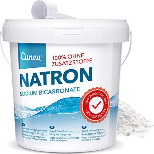 Bicarbonate de Soude 4.5 kg qualité alimentaire doseur à l'intérieur