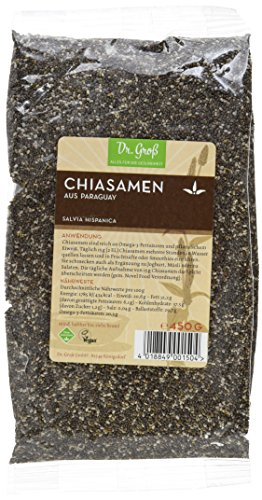 Dr. Groß Chiasamen, 1er Pack (1 x 450 g)