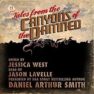 Tales from the Canyons of the Damned: No. 29 audiobook cover art