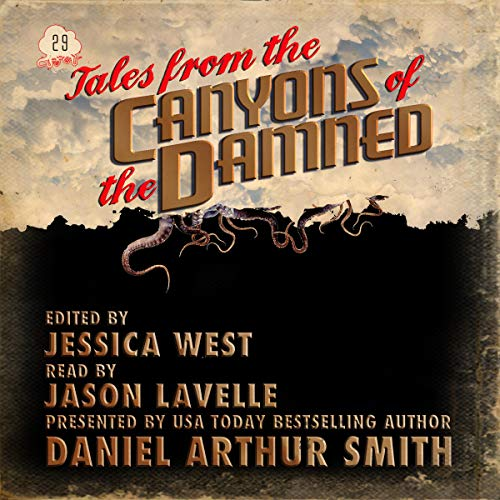 Couverture de Tales from the Canyons of the Damned: No. 29