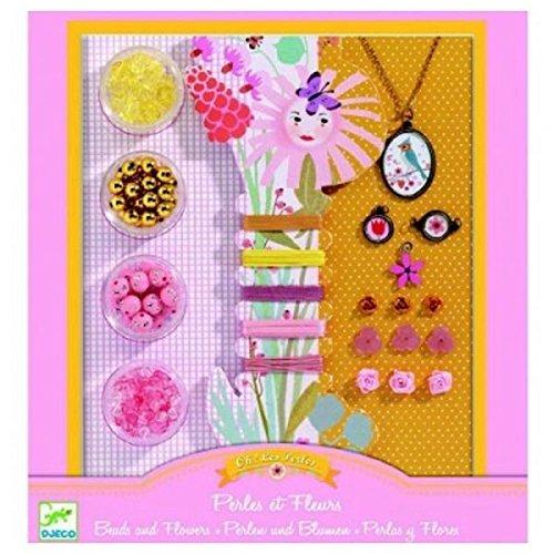 Bijoux a creer Perles et Fleurs