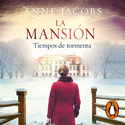 La mansión. Tiempos de tormenta [The Mansion. Stormy Times] cover art