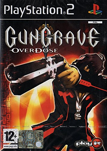 Gungrave Overdose