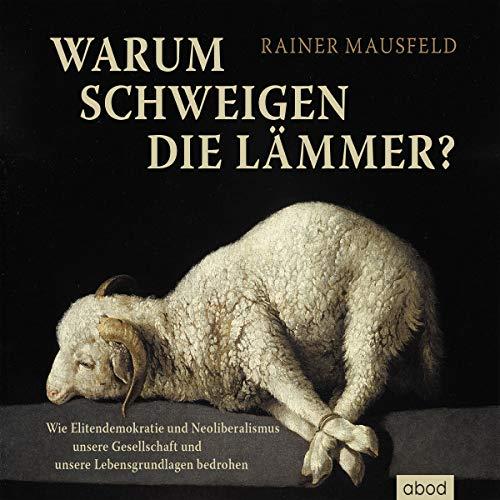 Warum schweigen die Lämmer? audiobook cover art