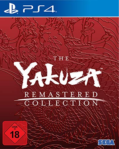 The Yakuza Remastered Collection Day One Edition (PS4)
