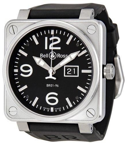 Bell & Ross BR0196-BL-ST