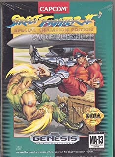 Street Fighter II Special Champion Edition (Renewed)